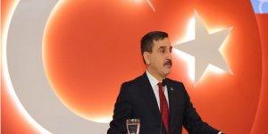 Önder Kahveci,100 Yıl Önce Başlayan Büyük Yürüyüş Asla Durmayacak
