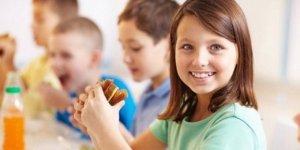 Beslenme dostu okullar geliyor