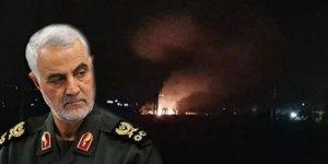 ABD, İran'ın ünlü komutanı Kasım Süleymani'yi öldürdü