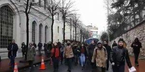 İstanbul Üniversitesi, yemekhane kararını iptal etti