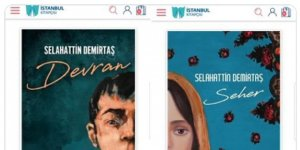 İBB, şimdi de Demirtaş'ın kitaplarını satmaya başladı
