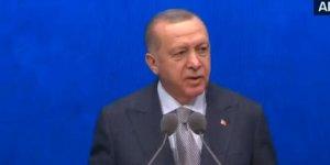 Erdoğan: Sinsi tuzakların üstünden geldik