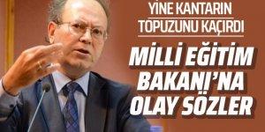 Yusuf Kaplan'dan Milli Eğitim Bakanı'na Skandal Sözler