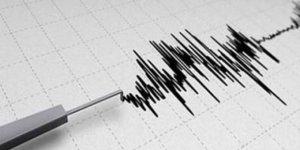 Ankara'da 4.5 şiddetinde deprem