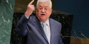 Filistin lideri Abbas: 'Yüzyılın Anlaşması'na karşı çıkıyoruz, halkımız bu planı tarihin çöplüğüne atacak