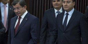 Babacan ile Davutoğlu Meclis'te 4 grup kuracak sayıya ulaştı!