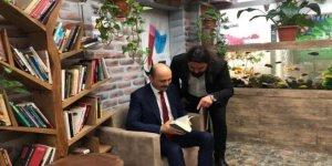 Talip Geylan, İstanbul'da bir dizi ziyaretlerde bulundu