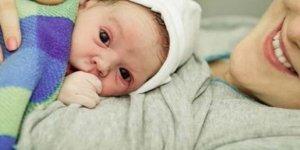 Doğum yapan kadına devletten çifte destek