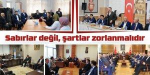 Ali Yalçın: Millî Eğitim Bakanlığı şartları zorlamalı, sabırları değil