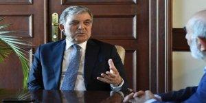 Abdullah Gül ile ilgili çarpıcı plan! 'Türkiye'de bir şey hazırlanıyor'