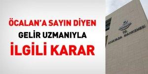 AYM'den, Öcalan'a Sayın diyen sendika yöneticisiyle ilgili karar