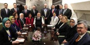 Erdoğan: Kayıtlar ortaya döküldüğünde çok farklı hava esecek