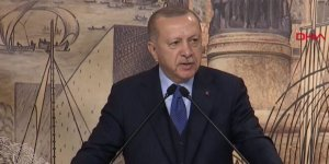 Erdoğan'dan Suriye'deki saldırılar için ilk açıklama