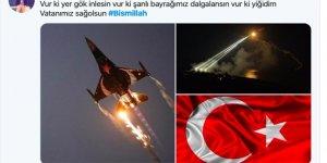 Türk milleti operasyona ismini verdi: #Bismillah