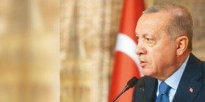 Erdoğan: Alnımızın akıyla çıkacağız