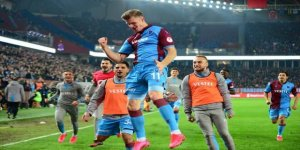 Dev maçta avantaj Trabzonspor'da!