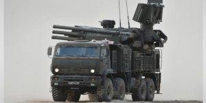 SİHA'lar, radarı aktif bir Pantsir'i daha vurdu