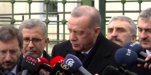 Erdoğan: Beklentimiz ateşkes yönünde