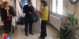 TES Ankara 3 No'lu Şubeden Kadın İşyeri Temsilcileri Toplantısı