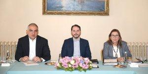 Bakan Albayrak'tan Virüsle Mücadelede Ekonomik Destek Açıklaması