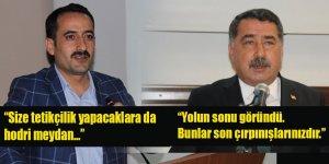 Ramazan Çakırcı - M. Yaşar Şahindoğan Sosyal Medyada Kapıştı!