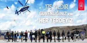 Çelik Gibi Bir İradeyle #TürkPolisTeşkilatı175Yaşında