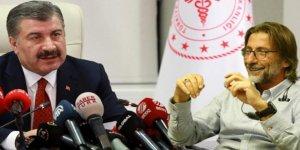 Sağlık Bakanı Fahrettin Koca'dan Ercüment Ovalı'ya sert cevap
