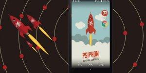 Engellenen Sitelere GirişProgramı - Psiphon 3 indir