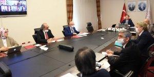 İl Müdürleri Toplantısında Telafi Eğitimleri Masaya Yatırıldı