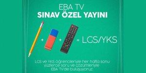 LGS ve YKS Öğrencilerine TRT EBA TV'de Soru Çözümleri Başladı