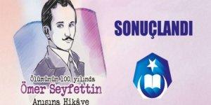 Ömer Seyfettin 100. Yılı Anısı Hikaye Yarışması Sonuçlandı