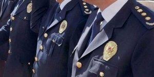 627 emniyet müdürünün yer değiştirme işlemi yapıldı