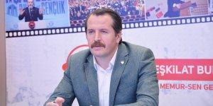 Ali Yalçın'dan Memur Zammı Açıklaması: Memur-Sen'in zam oranlarında imzası da rızası da yoktur
