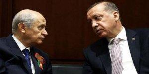 AK Parti'den, Bahçeli'nin teklifine ret!