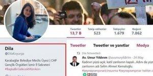 Erdoğan'dan kendisine hakaret eden CHP'li yöneticiye suç duyurusu