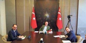 Erdoğan Ankara'ya geliyor. 4 aydır yapılamayan toplantı yapılacak