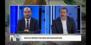Ali Yalçın, Mavi Marmara'nın 10. yılı programına katıldı! Küresel emek dayanışması...