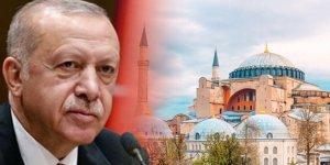 Cumhurbaşkanı Erdoğan'dan Ayasofya talimatı