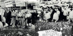 15-16 Haziran 1970 İşçi Direnişi Anıldı!