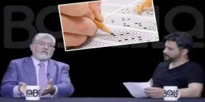 Sınava girecek öğrencilere korkutan açıklama