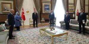 Erdoğan da katıldı! İşte kıdem tazminatı zirvesinden detaylar...