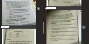 YKS'de soru kitapçığının fotoğrafını paylaşan kişi gözaltına alındı
