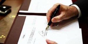 7 bakanlığa ait atama kararları yayımlandı