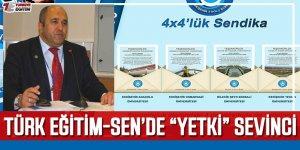 Türk Eğitim-Sen'de Yetki Sevinci! 4 Üniversitede...