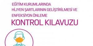 MEB Hijyen Şartları ve Enfeksiyon Önleme Kontrol Kılavuzu