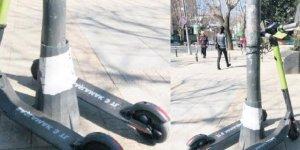Elektrikli scooter yaygınlaştı, plaka geliyor