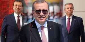 Yapılan son ankete göre, Erdoğan'ın en güçlü 3 rakibi