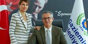 Belediye Başkanı eşini 'Onursal Koordinatör' ilan etti