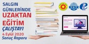 Eğitim Sen Uzaktan Eğitim Çalıştayı Sonuç Raporu