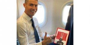 İBB resmi hesaptan, photoshoplu Ronaldo paylaşımı!
